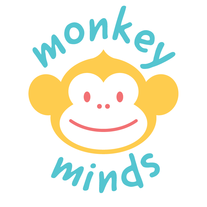 Monkey Minds badge